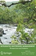 Integrated Watershed Management: Perspectives and Problems