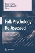 Folk Psychology Re-Assessed