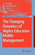 Changing Dynamics of Higher Education Middle Management