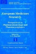 European Medicines Research Perspectives in Pharmacotoxicology And Pharmacovigilance