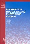 Information Modelling and Knowledge Bases VI, (Frontiers in Artificial Intelligence and Appl...