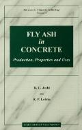 Fly Ash in Concrete Production, Properties & Uses