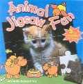Animal Jigsaw Fun Animals Around Me