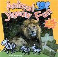 Animal Jigsaw Fun Wild Animals