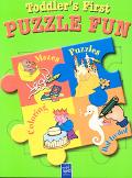 Toddler's First Puzzle Fun-Green