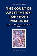 Court of Arbitration for Sport, 1984-2004