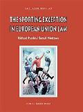 Sporting Exception in European Union Law