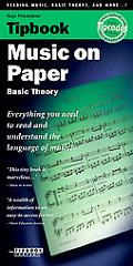 Tipbook Music on Paper Basic Theory