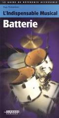 Tipbook - Batterie (Drums) L'indispensable Musical Batterie