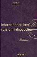 International Law - a Russian Introduction