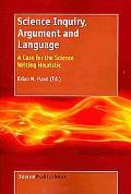 Science Inquiry, Argument And Language