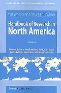 The World of Science Education: Handbook of Research in North America