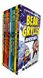 bear grylls adventure collection 6 books set (the blizzard challenge, the desert challenge, ...