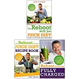 The Reboot with Joe 3 Books Collection Set by Joe Cross (The Reboot with Joe Juice Diet, Jui...