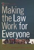 Making the Law Work for Everyone: Report of the Commission on Legal Empowerment of the Poor