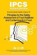 Principles for the Safety Assessment of Food Additives and Contaminants in Food - Environmen...
