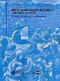 Mental Health Aspects of Women's Reproductive Health: A Global Review of the Literature (Non...