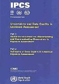 Uncertainty and Data Quality in Exposure Assessment: Part 1: Guidance Document on Characteri...