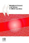 Broadband Growth and Policies in OECD Countries