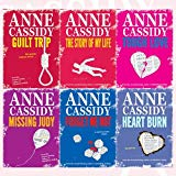 Anne Cassidy Fiction 6 Books Bundle Collection (Guilt Trip, The Story of my Life, Tough Love...
