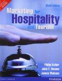Marketing for Hospitality and Tourism 6th By Philip R Kotler (International Economy Edition)