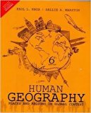 Human Geography Places And Regions In Global Context