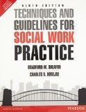 Techniques and Guidelines for Social Wor