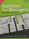 Statistics For Managers Using Microsoft