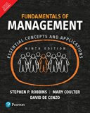 Fundamentals Of Management: Essential Concepts And Applications, 9Th Edn