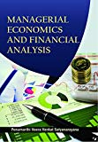 Managerial Economics & Financial Analysis