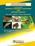 Ecology, Ethology, Evolution& Applied Zoology