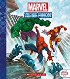 Little Marvel Book - The Big Freeze [Hardcover] SUZANNE WEYN