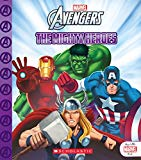 Little Marvel Book - The Mighty Heroes [Hardcover] SUZANNE WEYN