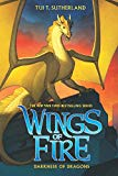 WINGS OF FIRE #10: DARKNESS OF DRAGONS