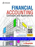 FINANCIAL ACCOUNTING: CONCEPT AND AP [Paperback] BHUPINDER