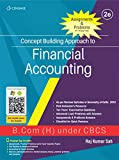 Concept Building Approach to Financial Accounting for B.Com (H), 2nd edition
