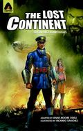 The Lost Continent (Campfire Graphic Novels)