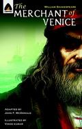 The Merchant of Venice (Campfire Graphic Novels)