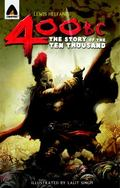 400 BC: The Story of the Ten Thousand (Campfire Graphic Novels)