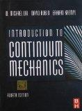 Introduction to Continuum Mechanics (Edn 4) By David Rubin,w. Michael Lai,erhard