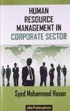 Human Resource Management in Corporate Sector
