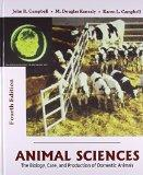 Animal Sciences: The Biology, Care And Production Of Domestic Animals,  (Hb)