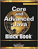 Core And Advanced Java, Black Book, Recommended By Cdac, Revised And Upgraded [Paperback] Dr...