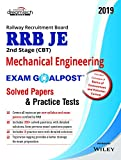 Rrb Je 2Nd Stage (Cbt) Mechanical Engineering Solved Papers & Practice Tests 2019