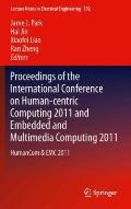 Proceedings of the International Conference on Human-centric Computing 2011 and Embedded and...