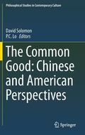 Common Good: Chinese and American Perspectives