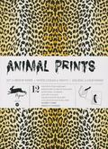 Animal Prints : Gift Wrapping Paper Book Vol. 29