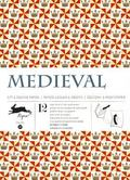 Mediaeval : Gift Wrapping Paper Book Vol. 37