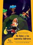 Ali Baba Y Los Cuarenta Ladrones (Coleccion Azulejitos)
