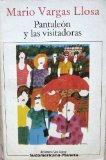 Pantaleon Y Las Visitadoras (Spanish Edition) Paperback
